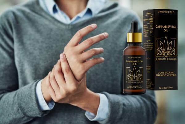 Dove posso trovare l'olio Cannabisvital e a quale prezzo?